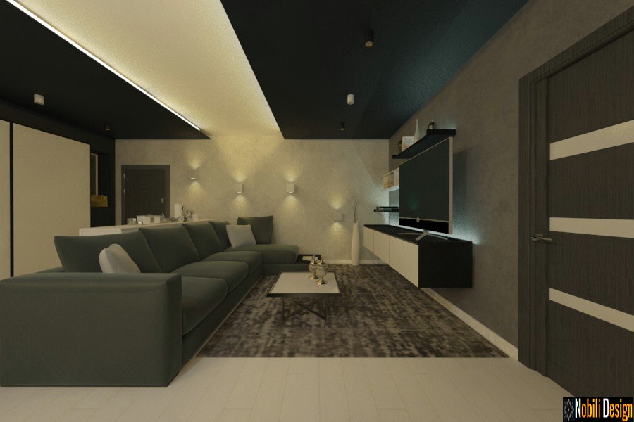 design interior living modern alba iulia