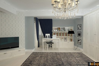 Design interior casa stil clasic modern in Deva