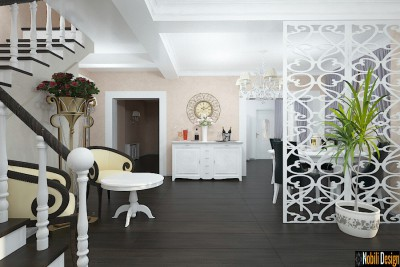 Design interior case vile clasice in Bistrita