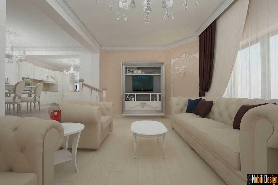 design interior casa Bucuresti