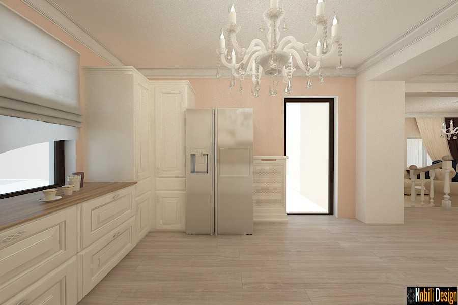 design casa clasica Bucuresti