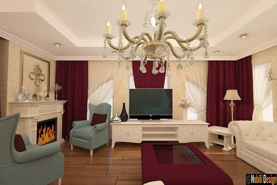 design_interior_case_zalau, amenajari_interioare_clasice