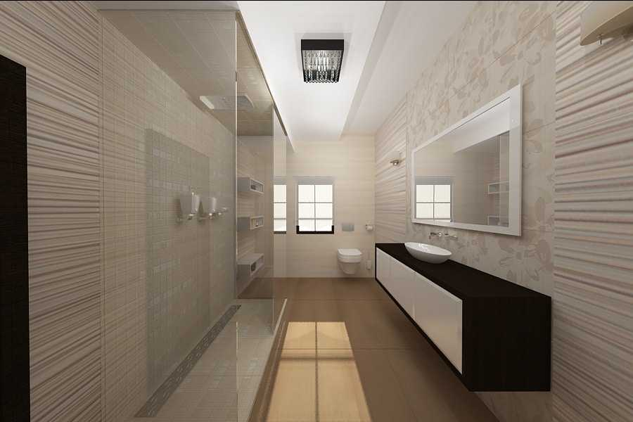 design interior Bucuresti baie moderna