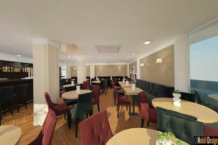 Design_interior_restaurant_zalau, amenajari_interioarre_restaurante