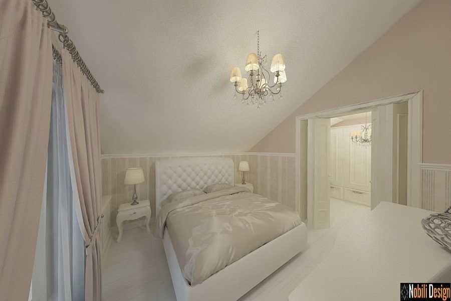 design interior casa cu mansarda