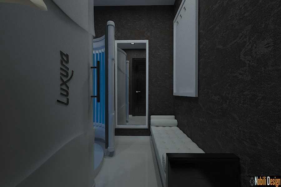 Amenajare_salon_de_bronzat, design_interior_salon_cosmetica