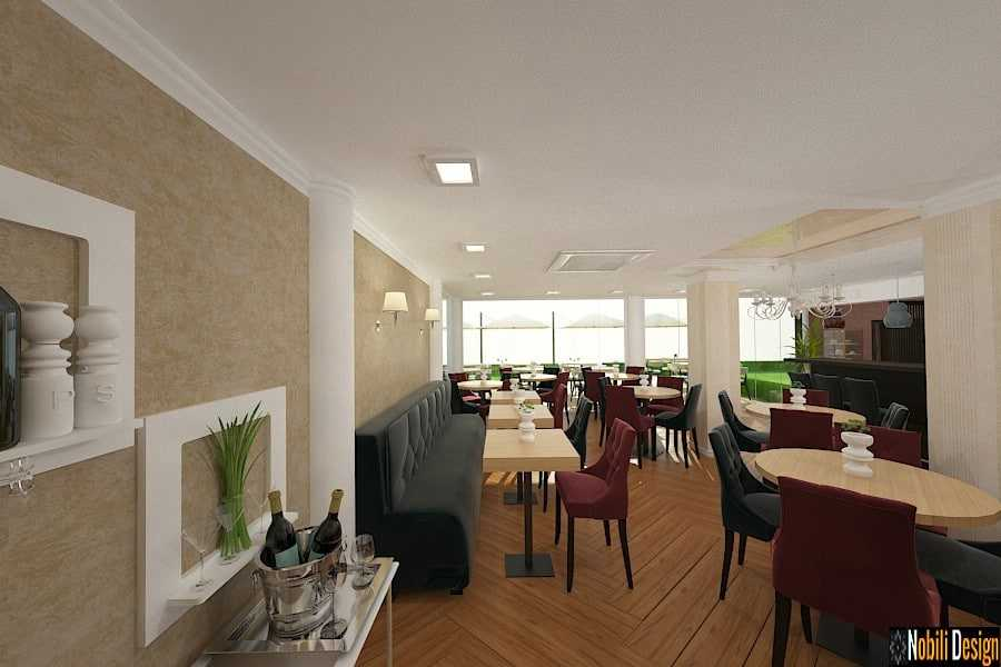 Design_interior_restaurant_modern, Amenajari_interiooare_Restaurante