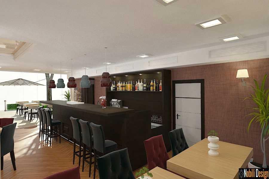 Design_interior_restaurant_modern_Bucuresti, Amenajari_interioare_restaurante_Bucuresti